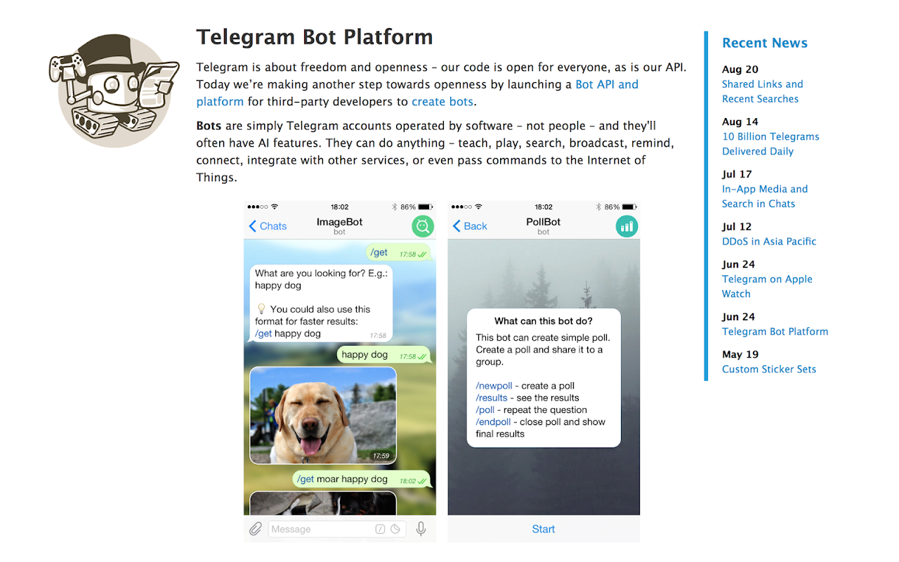 Come creare un bot di Telegram con Raspberry Pi