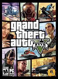 Grand Theft Auto Five