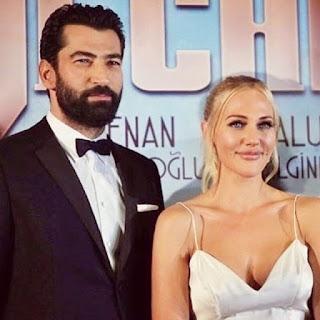 Kenan İmirzalıoğlu și Meryem Uzerli