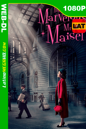 La maravillosa Sra. Maisel (Serie de TV) Temporada 2 (2018) Latino HD WEB-DL 1080P - 2018