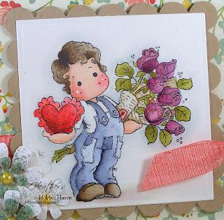 Charming Edwin Card Kit