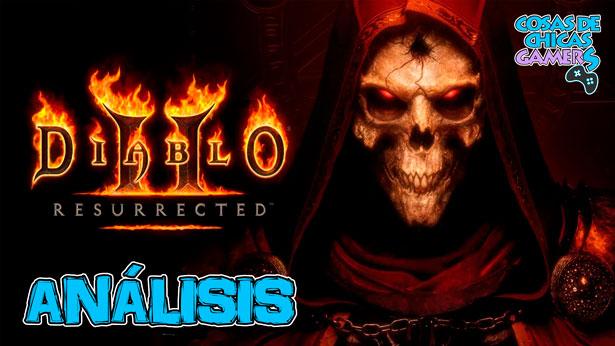 Análisis de Diablo 2 Resurrected en PS4