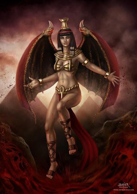 Osiris by Javhier cruz