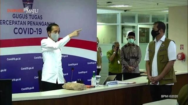 Jokowi ke Gugus Tugas Covid-19: Jangan Sampai Terjadi Gelombang Kedua