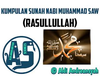 sunah nabi muhammad (rasul)