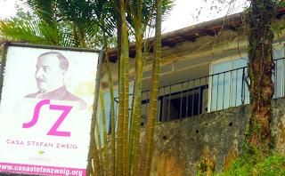 Casa de Stefan Zweig, em Petrópolis