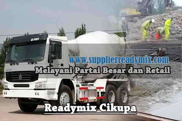 Harga Beton Ready Mix Cikupa