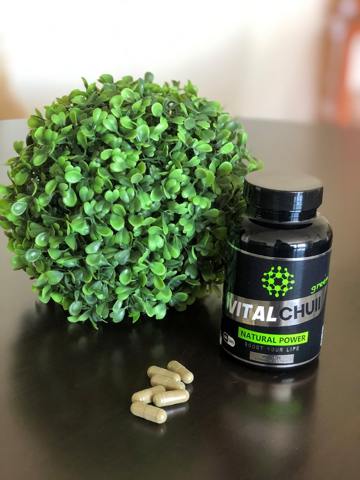 Fitness and Chicness-VitalChuii Green-3