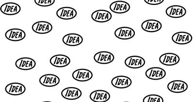 Creatividad e innovación: No te conformes con una idea