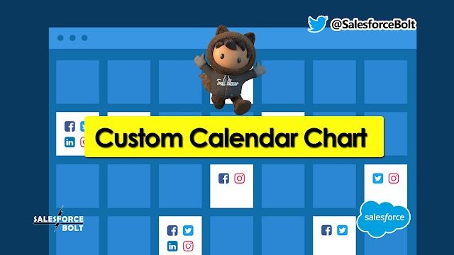 Custom Calendar Chart in Salesforce