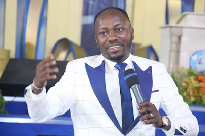 Apostle Suleman Escapes Assassination Attempt