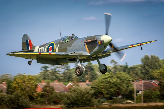 Vickers-Supermarine Spitfire LF.Vc