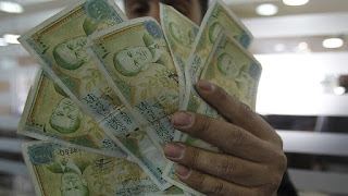 سعر صرف الليرة السورية مقابل العملات والذهب السبت 17/10/2020