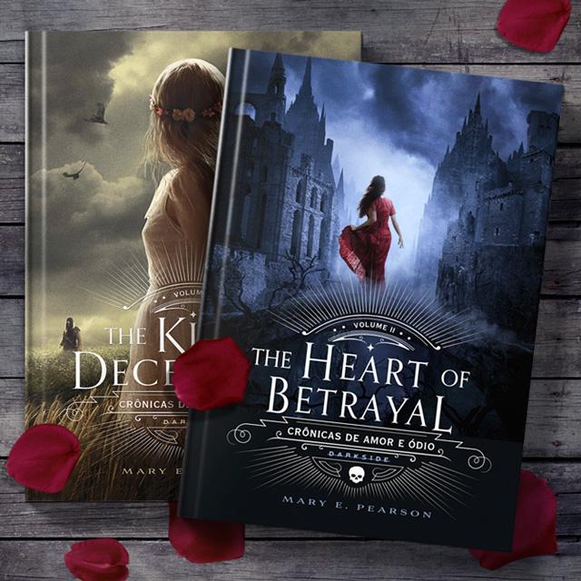 Heart Of Betrayal - Livro - WOOK