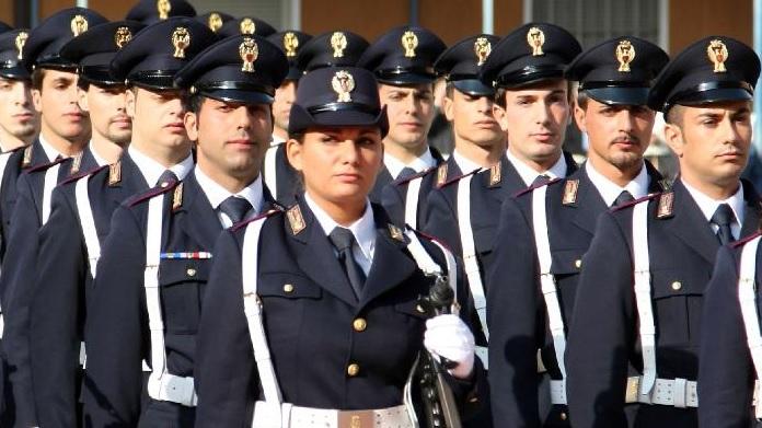 Sospesi i corsi per 1.515 allievi agenti della Polizia di Stato