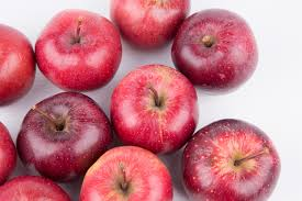 Khasiat Epal Merah