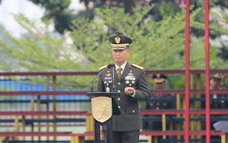 Wujud Penghormatan Kepada Pahlawan Revolusi, Kodam XII/Tpr Peringati Hari Kesaktian Pancasila
