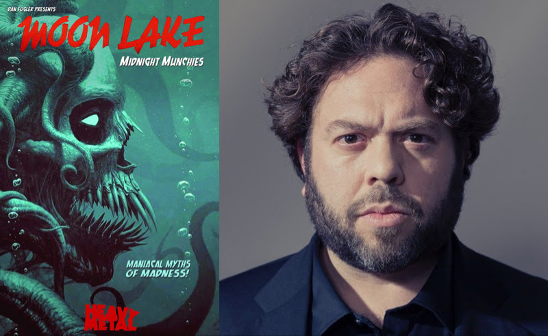 Moon Lake by Dan Fogler | Graphic Novel Review
