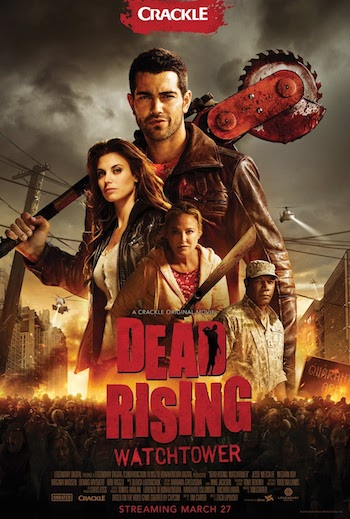 Dead Rising: Watchtower (2015) 720p DVDScr x265 450MB