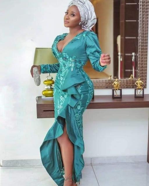 100 Stunning Beautiful Ankara Skirt and Blouse Fashion Styles for African Women Pics