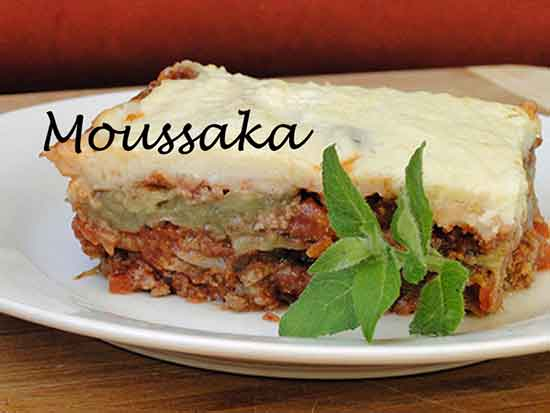 September 2017 recipes to the rescue blog for the everyday cook easy moussaka recipe forumfinder Image collections