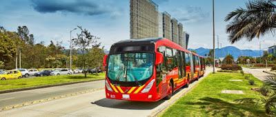 Com 700 ônibus para Bogotá, Volvo fecha o maior negócio de BRT da década