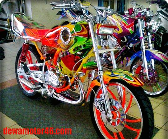 Daftar Harga Yamaha Rx King Bekas Terbaru 2016