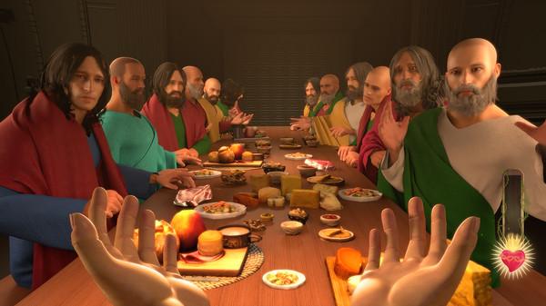 I am Jesus Christ The 12 Disciples Last Supper