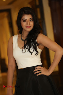 Actress Yamani Bhasker Pictures at Apartment Movie Audio Launch  0025.JPG
