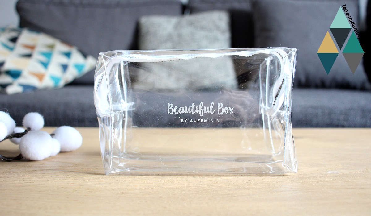 revue beauté beautiful box by aufeminin code promo abonnement