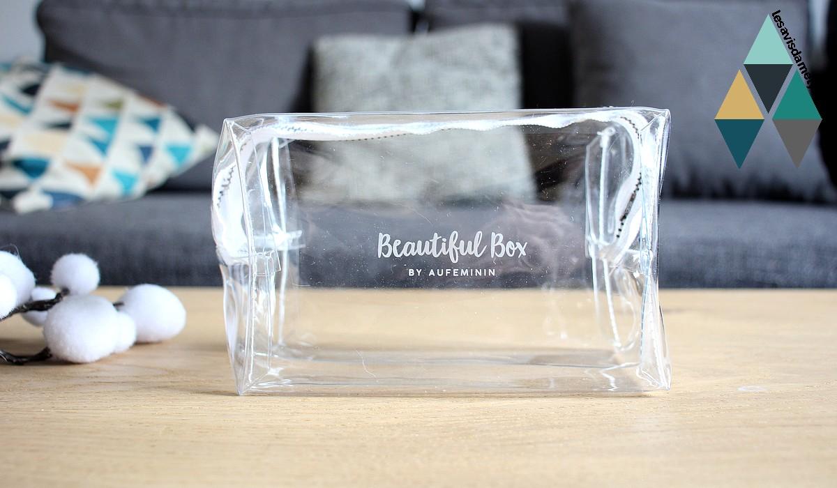 revue beauté beautiful box by aufeminin code promo abonnement