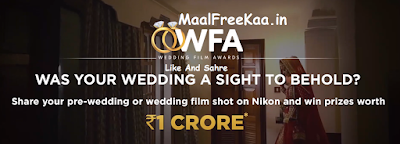 Nikon Wedding Film Awards