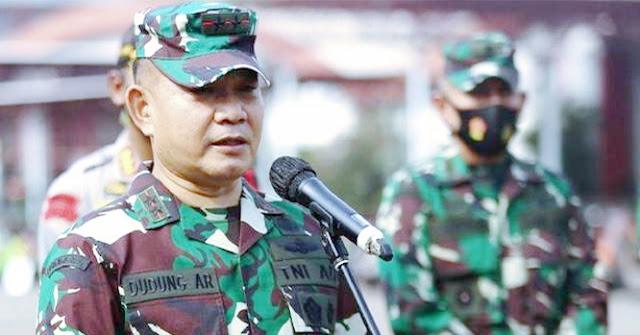 Bantah Akan Bubarkan FPI, Pangdam Jaya: Itu Kewenangan Pemerintah!