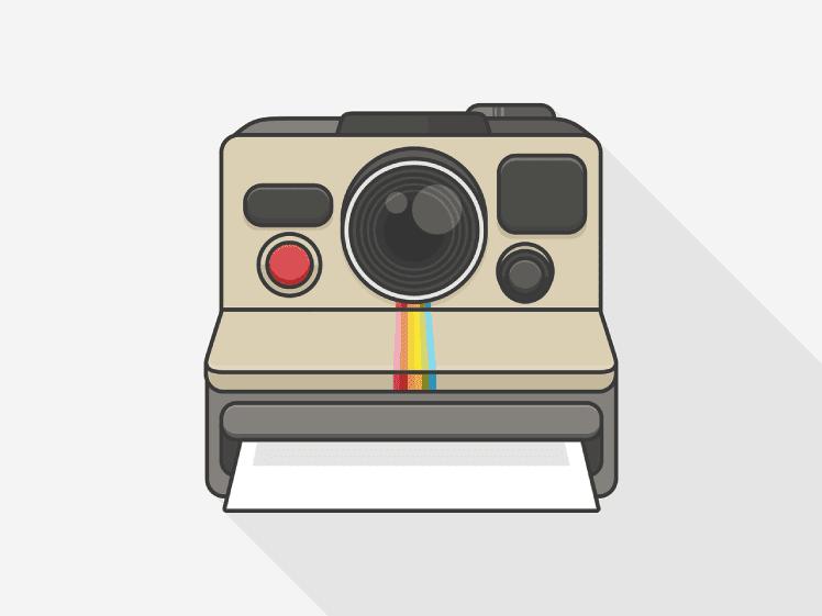 Jenis kamera untuk foto polaroid