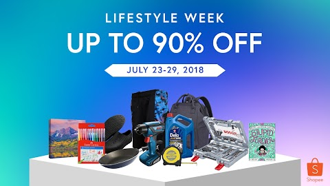 10 Reasons Why You Should Check Out Shopee's Lifestyle Week