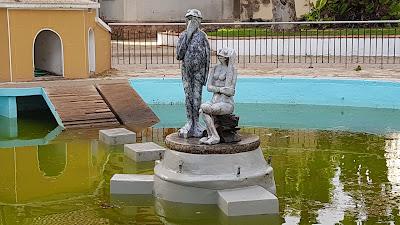 singolare fontana