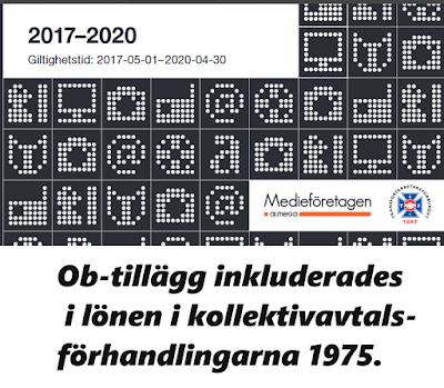 ob ersättning 2020