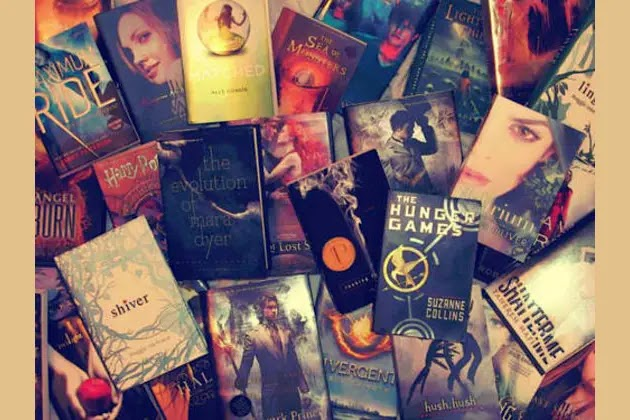 Which Famous Book Character Are You?