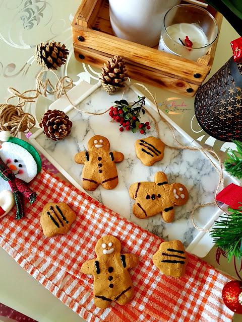 gingerbread tarifi