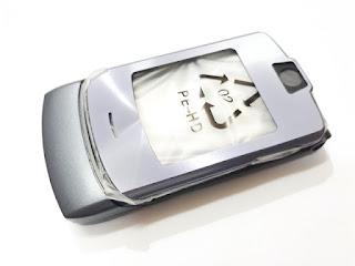 Casing Motorola V3i RAZR V3i New Fullset Langka