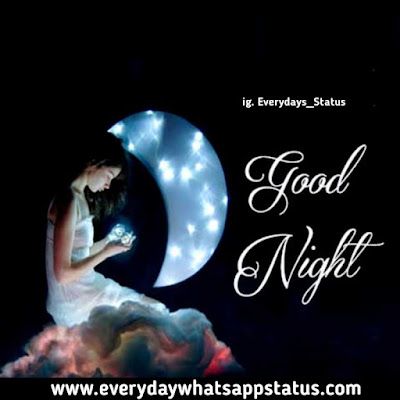 good night wallpaper download | Everyday Whatsapp Status | Unique 50+ good night images Quotes