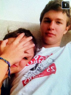 Gabby and Ansel