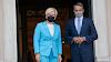 Συνάντηση Κυρ. Μητσοτάκη με πρωθυπουργό Λιθουανίας: «Η Ελλάδα δεσμεύεται να προστατεύσει τα σύνορά της, που είναι σύνορα της ΕΕ» (βίντεο)