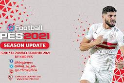 Graphic Menu Al-Zamalek 2021 For - PES 2017
