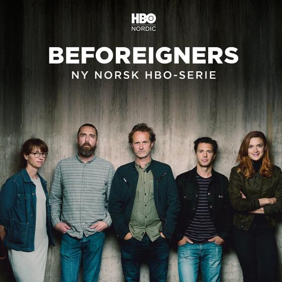 Beforeigners (Los Visitantes), de HBO Nordic