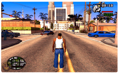 GTA San Andreas ENBSeries for Low PC Mod - GTAinside.com