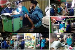Terinspirasi Ketua DPRD Lumajang, Pemuda Pasirian Lakukan Gerakan Borong Dagangan PKL