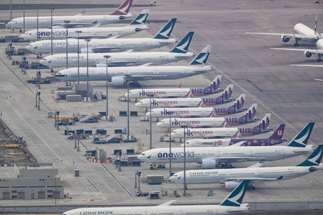 Asia-Pacific air traffic still at depressed levels according to AAPA
