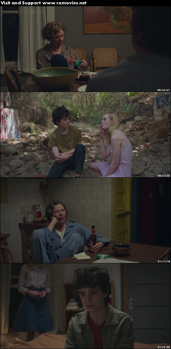 20th Century Women 2016 English 720p BRRip