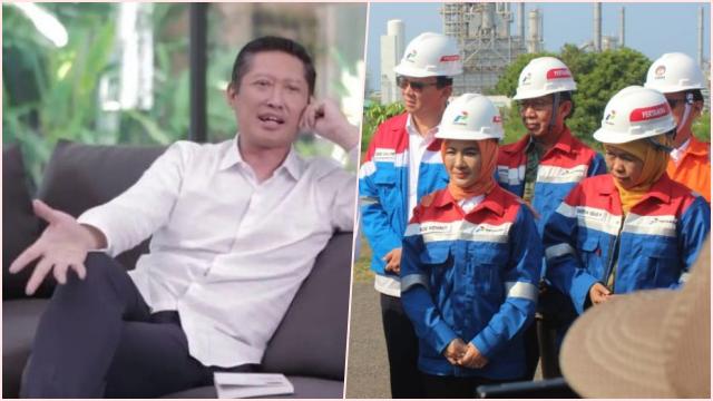 Tak Kunjung Buat Laporan, Bossman Soroti Pertamina: Wahai Pejabat Kapan Mau Dijelaskan pada Khalayak
